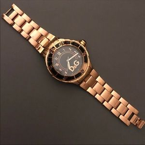 Dolce & gabbana Watch Rose Gold